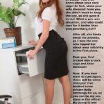 Chastity for Boss - Keyholder Secretary