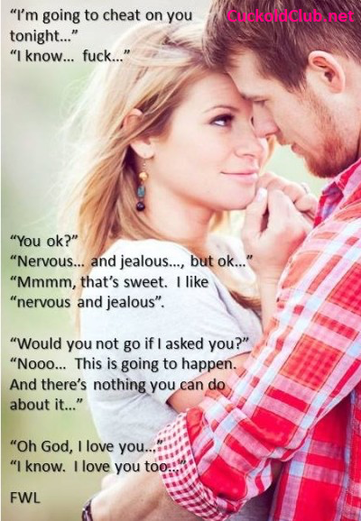 Jealous Cuckold Captions (Jealousy in Cuckolding)