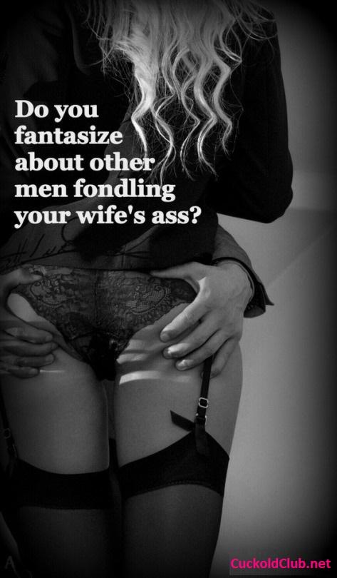 Fondling Wife's Ass