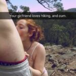Hiking and in Nature Hotwife Captions