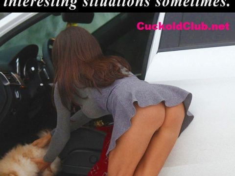 Hotwife-upskirt-dress-situation-caption