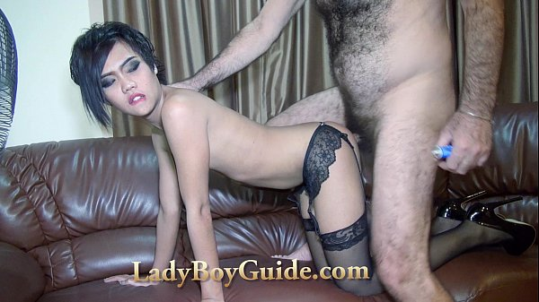 Thai Young Sissy Modeling and Anal Sex