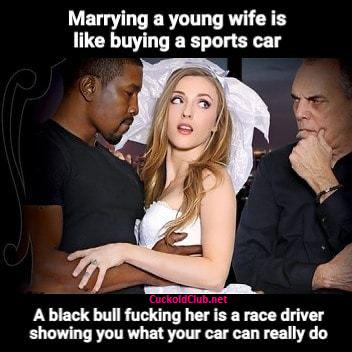 Respect Black Dominance Cuckold Captions