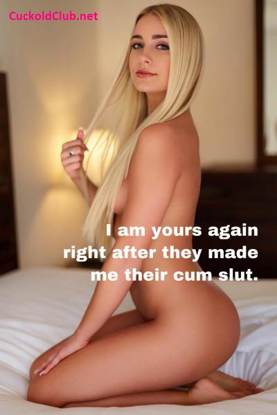 Cum Slut Wife