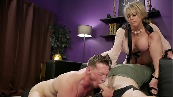 Cheating Wife Force Hubby to Suck Cock