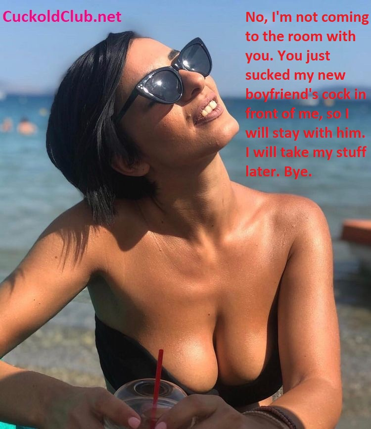 Amateur Greek Ex GF Humiliating Caption Story