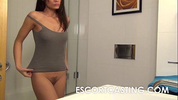 Petite Wife Wants To Be Escort And Is Secretly Filmed