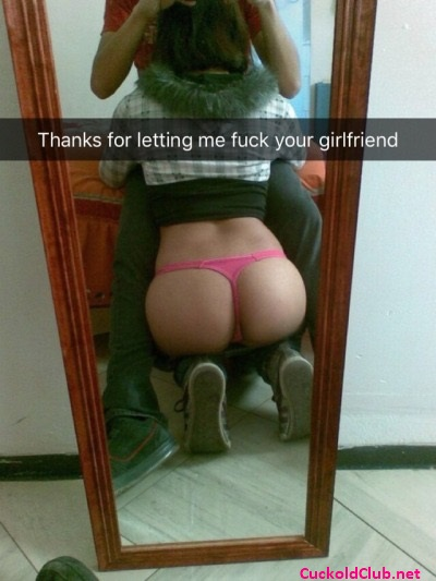 Friend Text To Fuck Your Slut Girlfriend Captions: Thank you text from friend to cuckold