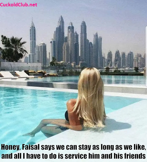 Free Accommodation while traveling with Hotwife