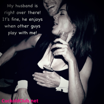 Other playing with hotwife