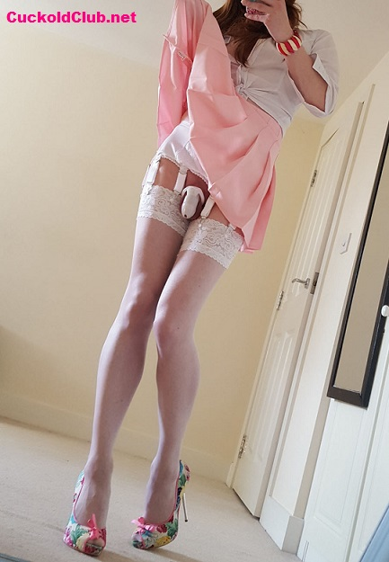 Girlfriend's Mom Dominating Young Boy 5 - A Gurly Sissy