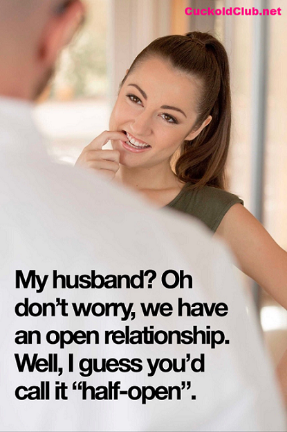 Half open relationship meaning cuckolding