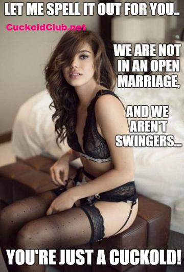 Open relationship, swingers or cuckold