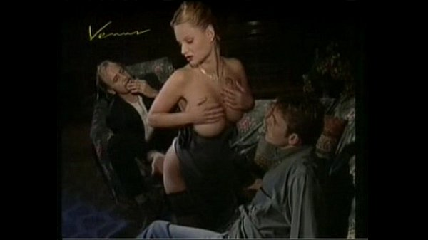Vintage Cuckold Session of Classy Wife in front of Husband