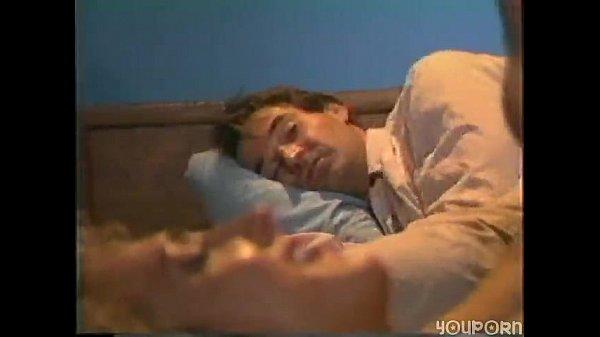 Wife and Boyfriend fuck while Husband tries to Sleep