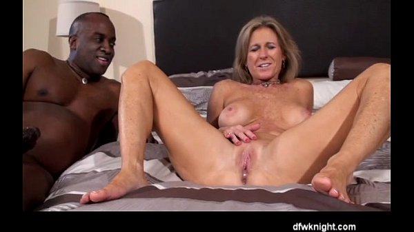 Happy Wife with Black Boyfriend Gets Creampied