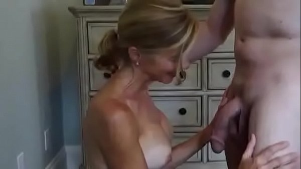 Skinny Wife Sex and Facial Husband Watches